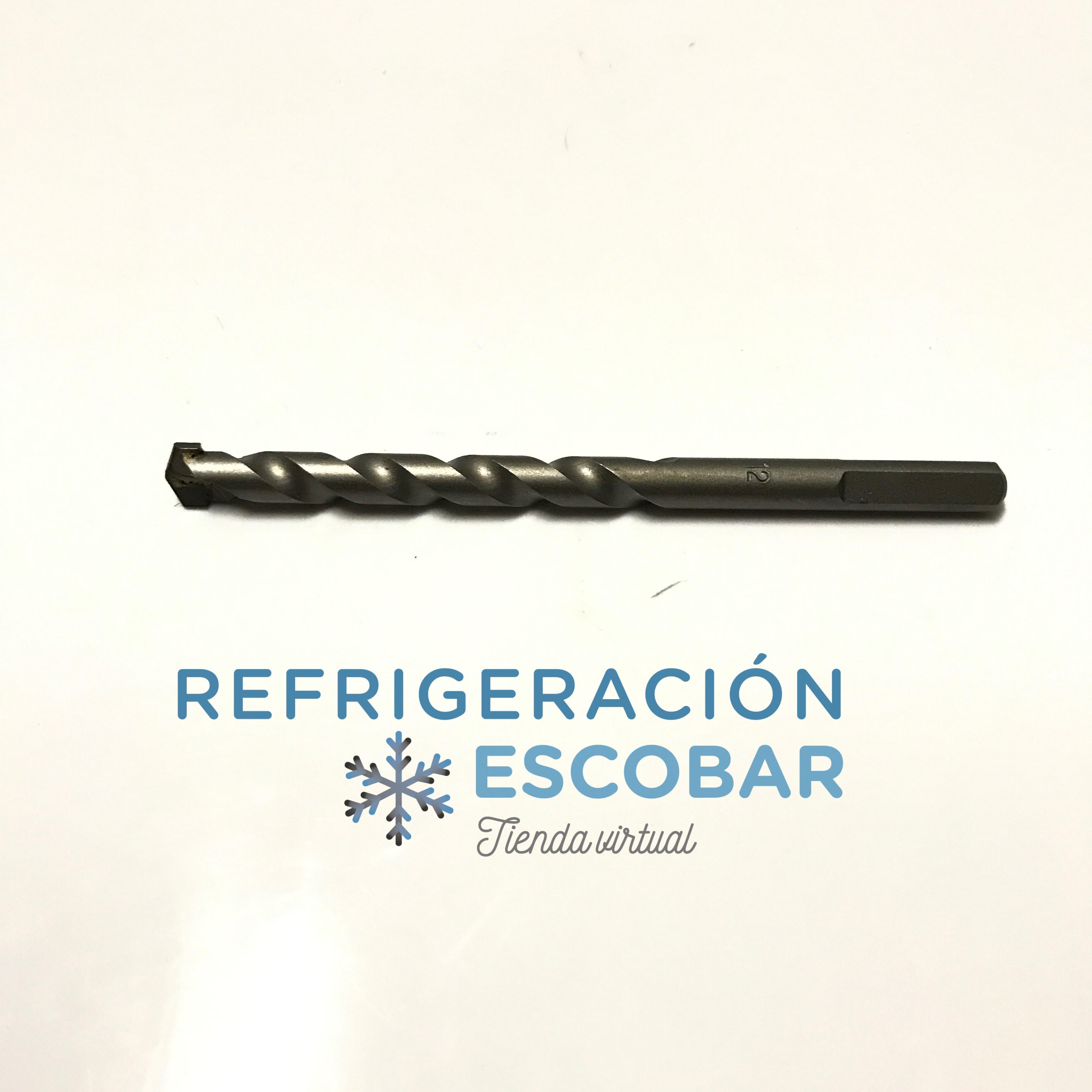 BROCA DE WIDIA  12 X 150 MM - ENCASTRE TRIANGULAR